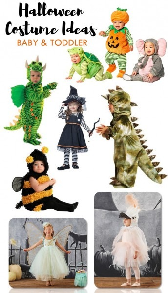 Halloween Costume Ideas For Baby And Toddler