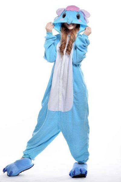 Halloween Costumes For Women And Men Cartoon Pajamas Elephant