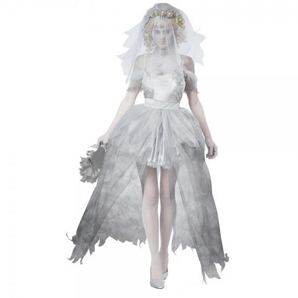 Halloween Costumes For Women   Girl  Kids Ghost Baby Ghost Bride