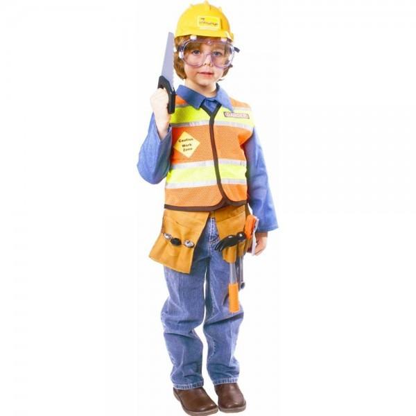 Construction Worker Halloween Costume  Bluehalloween