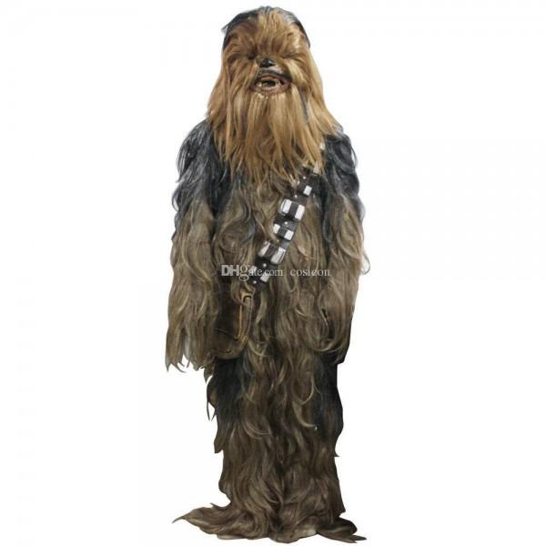 Halloween Rare Sw Chewbacca Fancy Dress Costume Adult Xmas One