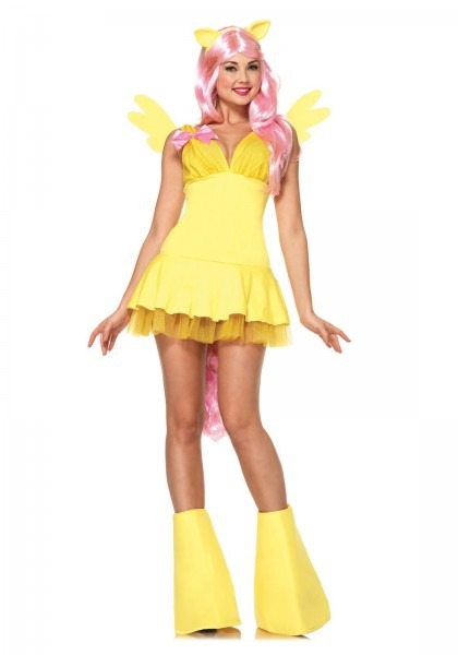 More Adult Costumes  Fluttershy, Pinkie Pie, Rainbow Dash And