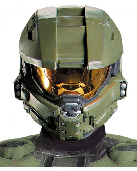 Halo 3 Master Chief Helmet As A Costume Accessory