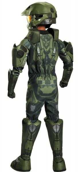 Halo Master Chief Halloween Costume Photo Album Master, Homemade