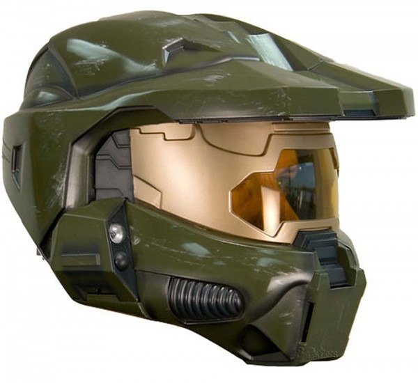 Halo 3 Master Chief Dlx Helmet
