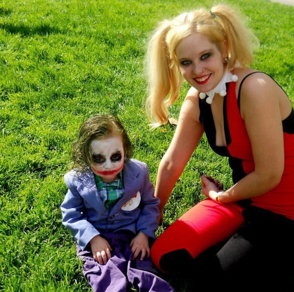Harley Quinn And Baby Joker By Kimiekaboom On Deviantart, Baby