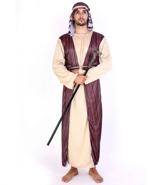 High Quality Adult Carnival Costumes Arab Party Cosplay For Men