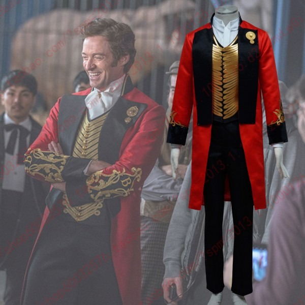 High Quality Movie The Greatest Showman Costume P T  Barnum