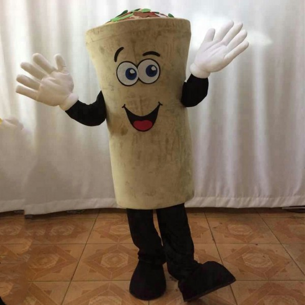 Burrito Mascot Costume, Burrito Mascot Costume Suppliers And