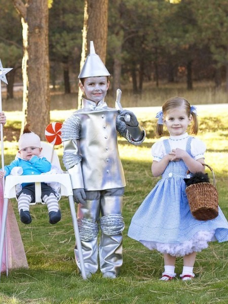 15 Diy Halloween Costume Ideas For Kids