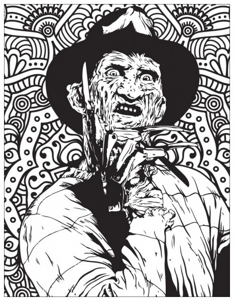 Horror Freddy Krueger