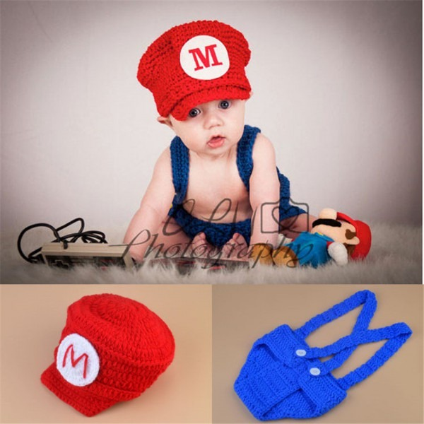 Detail Feedback Questions About Crochet Mario Bros Newborn Baby