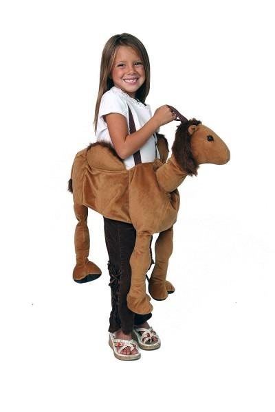 Camel Costume For Children & Deluxe Rey Girls Costume
