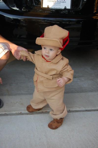 Elmer Baby Costume Fudd