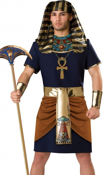 New Mens Egyptian God Pharaoh King Biblical Costume Xl On Popscreen