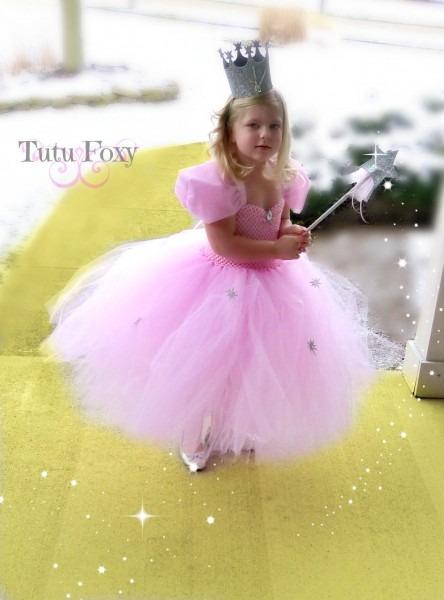 Glinda Tutu Dress Good Witch Tutu Dress Glinda Costume