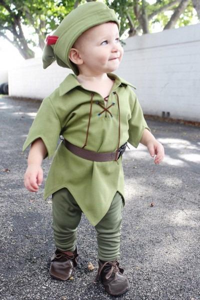 Peter Pan Toddler Sz 12mo 18mo & 2t