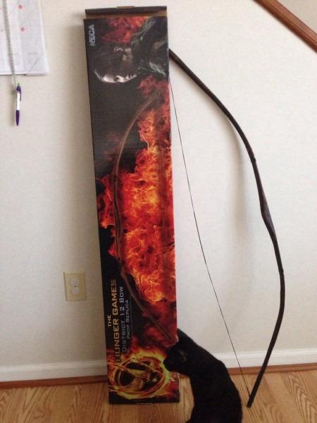 Katniss Everdeen – Sew Kurafty
