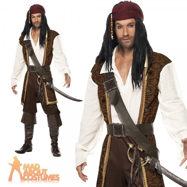 Jack Sparrow Costumes – Festival Collections