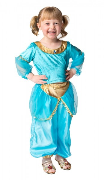 Toddler Jasmine Replica Dress Up Costume