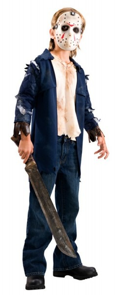 Pictures Of Jason Costume For Boys
