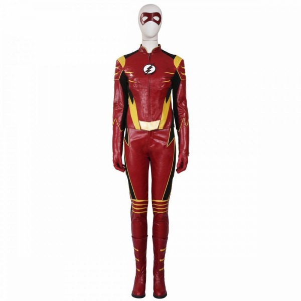 Womens Flash Costume & Plus Deluxe Supergirl Womens Costume Sc 1