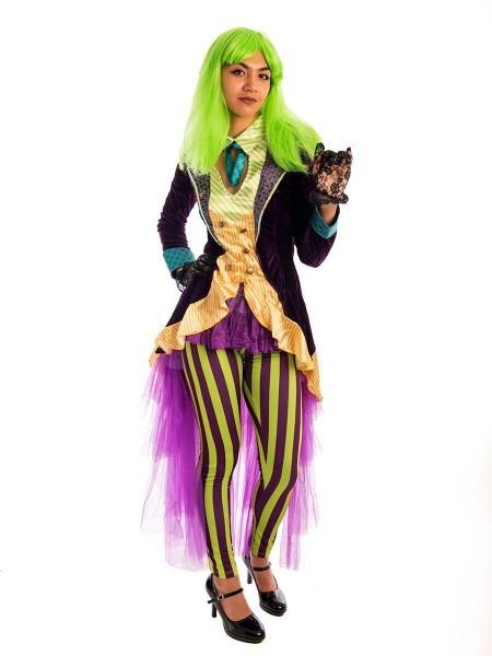 Joker Female Costume