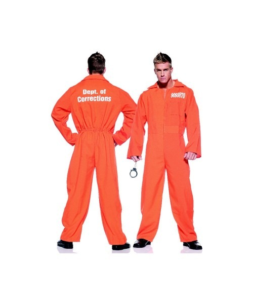 Jumpsuit Adult Costume