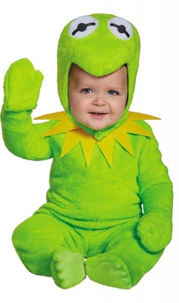 Kermit The Frog Green Costume