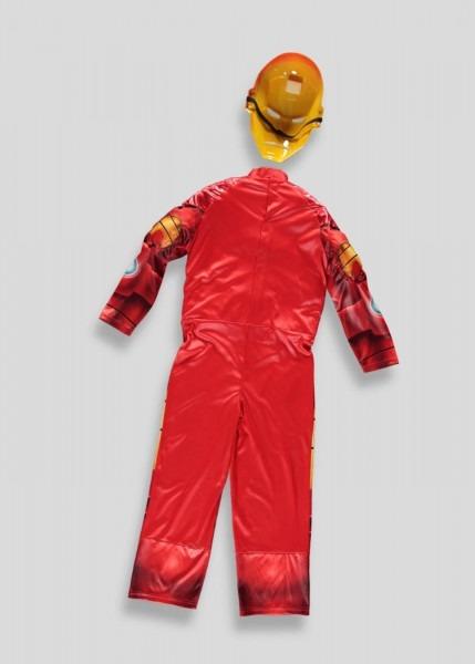 Kids Iron Man Dress Up Costume (3