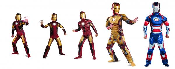 Best Iron Man Kid Costume