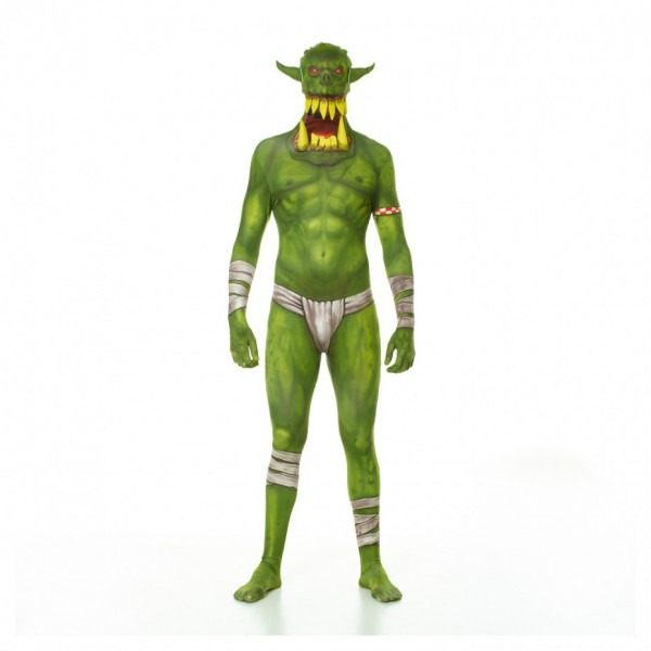 Kids Jaw Dropper Orc Morphsuit