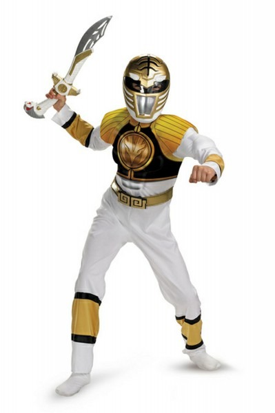 Power Rangers Costume Boys & Kids Special Ranger Classic Movie