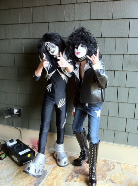 Kiss Costumes & Boots  We Do Costumes For The Children Of The Kiss