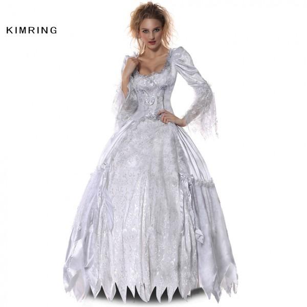 Kimring Sexy Victorian Halloween Costume Gothic Lolita Cosplay