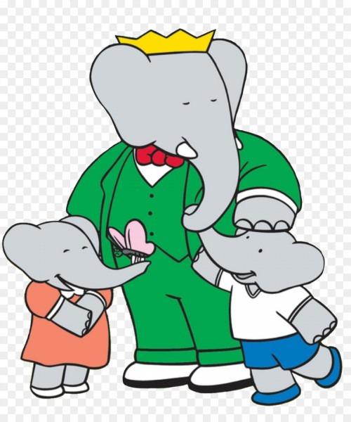 Babar The Elephant Pippi Longstocking Television Show Animation