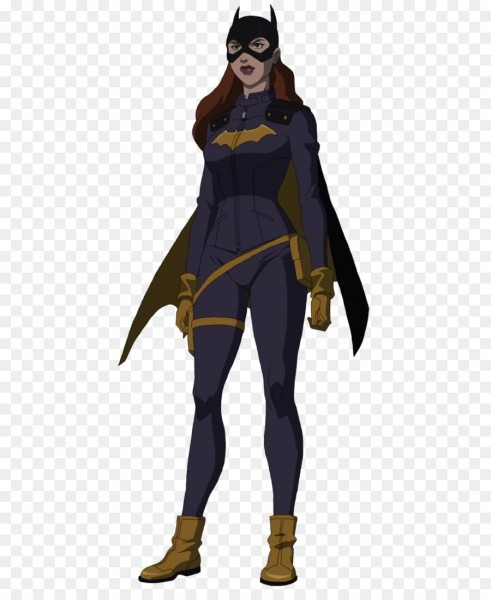 Batgirl Batman Robin Barbara Gordon Batwoman