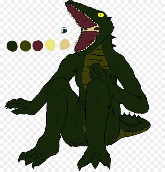 Crocodile Halloween Costume Suit Furry Fandom