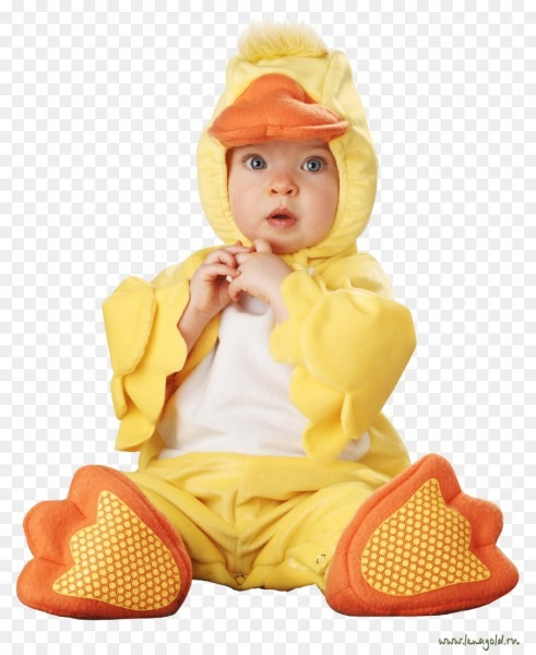 Duck Halloween Costume Infant Toddler
