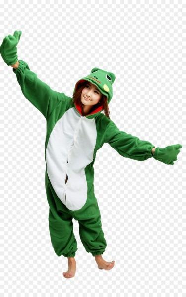 Frog Costume Onesie Kigurumi Adult