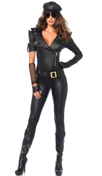 Easy Rider Deluxe Women's Costume