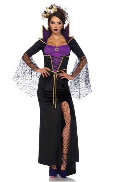 Women's Sexy Evil Queen Costume