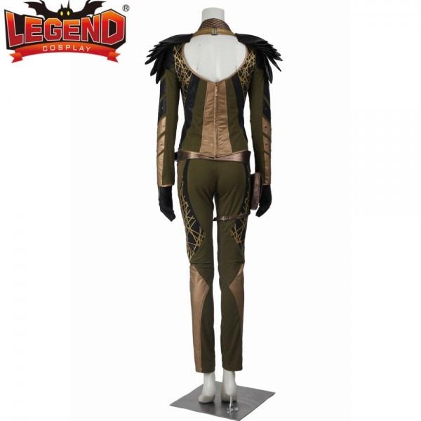 Legends Of Tomorrow Hawkgirl Cosplay Kendra Munoz Saunders Cosplay