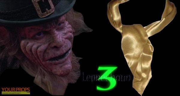Leprechaun 3 Leprechaun's (warwick Davis) Gold Ascot Original