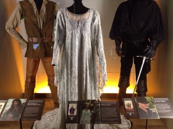 The Original Costumes In The Princess Bride  Found At The Emp