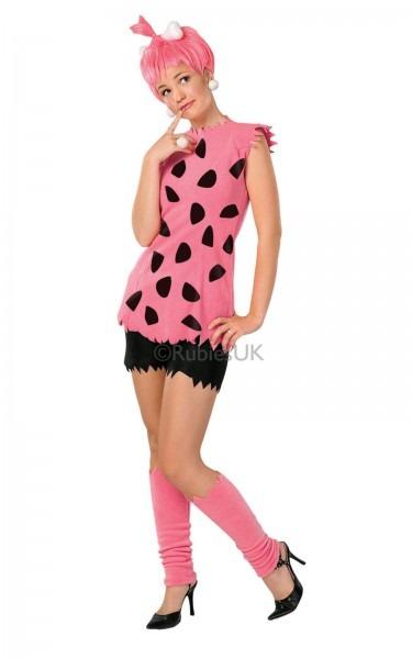 Pebbles Flintstones Costume