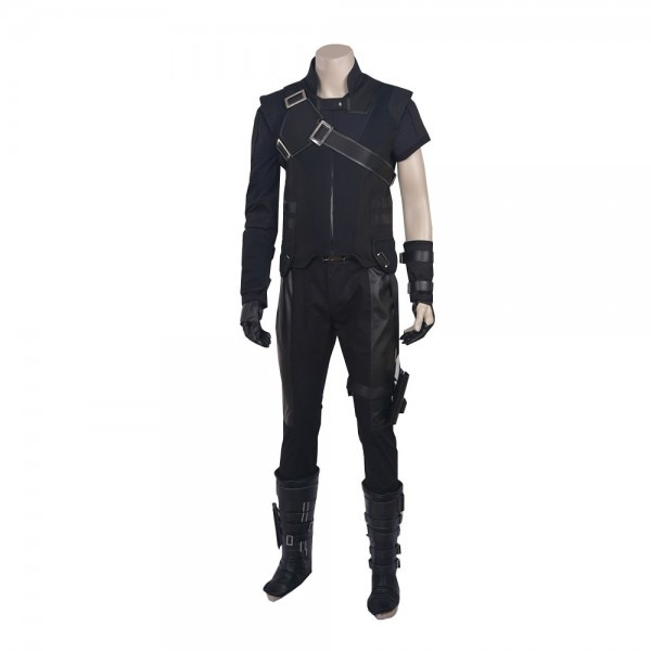 Manluyunxiao Captain America Civil War Cosplay Costume Men Hawkeye