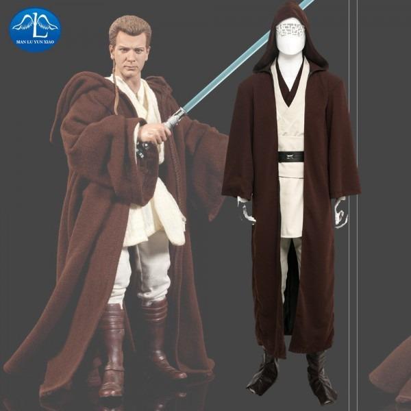 Aliexpress Com   Buy Manluyunxiao Men's Costume Jedi Knight Obi
