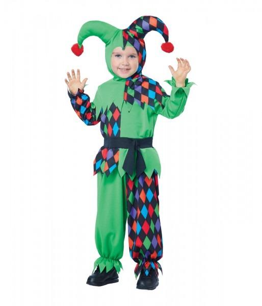 Mardi Gras Joker Costume