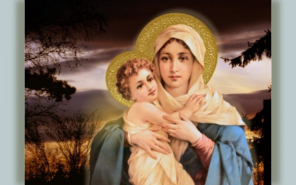January 10 ~ Mary, Mother Of God